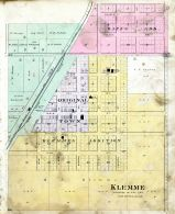 Klemme, Hancock County 1896
